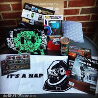 Geek Fuel Monthly Subscription