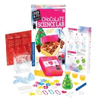 Geek and Co Chocolate Science Lab