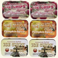 Ice Chips Holiday Candy Pack