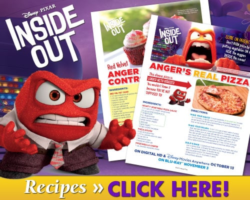 Inside Out Printable Recipes