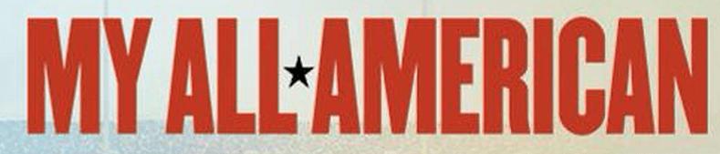 My All American Logo