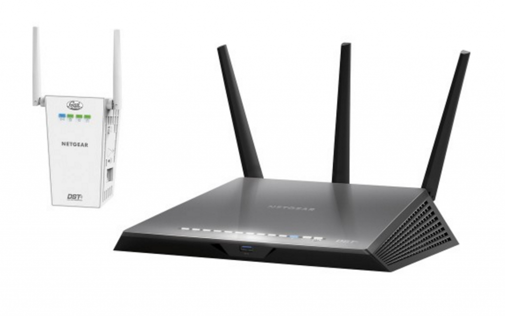 NETGEAR - Nighthawk Wireless Router