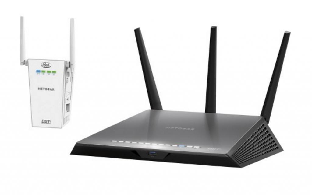NETGEAR - Nighthawk Wireless Router