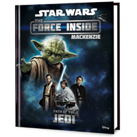 Personalized Star Wars The Force Inside Book from Put Me In The Story