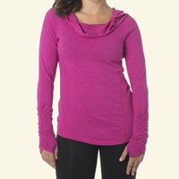 Pizzazz Pullover from tasc Performance