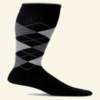 Sockwell Men's Argyle Sock