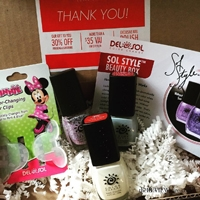 Sol Style Color Changing Nail Subscription Box