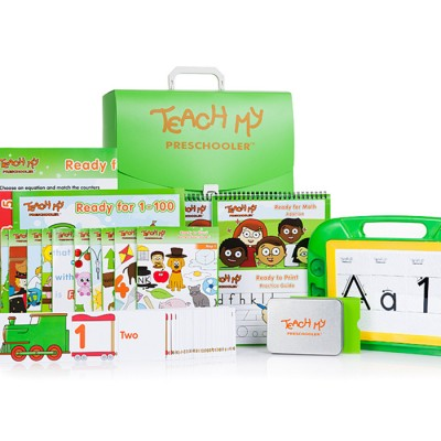 Teach My Learning Kits for Babies, Toddlers and Preschoolers