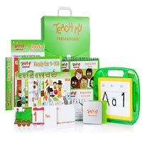 Teach My Preschooler Learning Kit - Deluxe