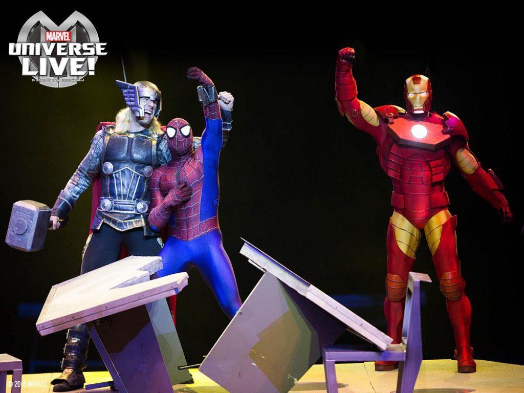 Marvel Universe Live 2