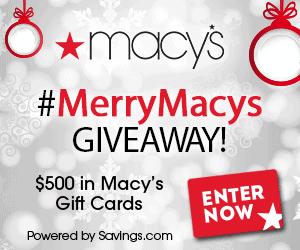 MerryMacys Giveaway