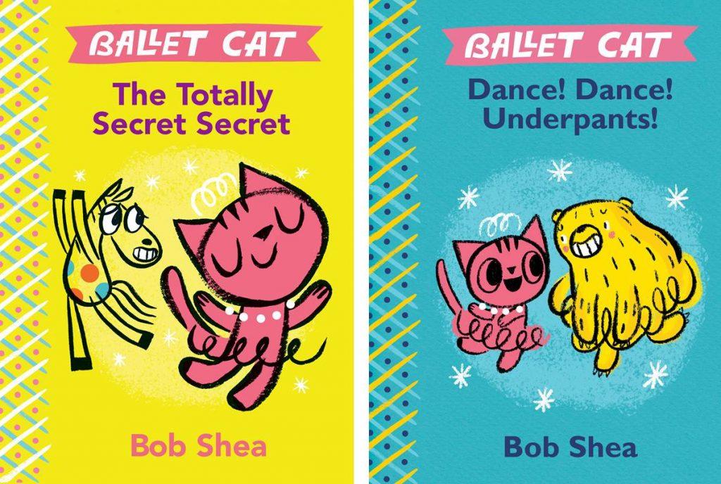 Ballet Cat Series