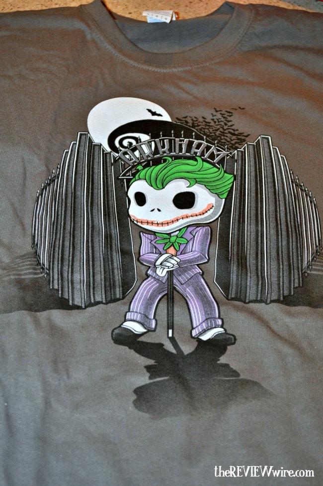 Dark Nightmare Before Christmas T-shirt