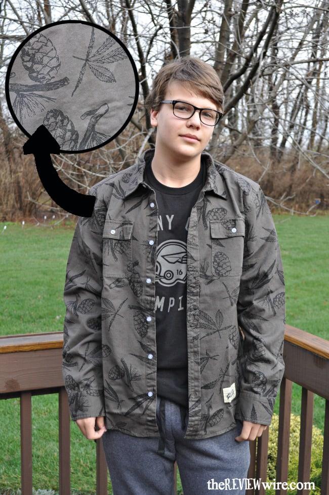 Garden Jacket ThreadBeast