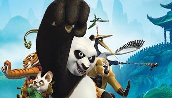 Kung Fu Panda Header