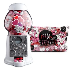 MY M&M'S Romance Candy Dispenser