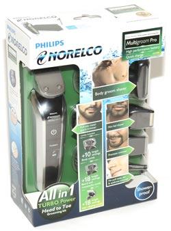 Philips Norelco Multigroom Pro