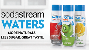 SodaStream Waters