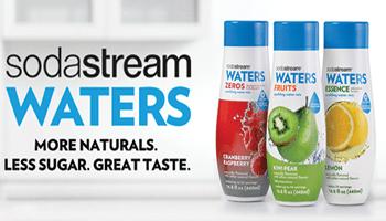 SodaStream Waters
