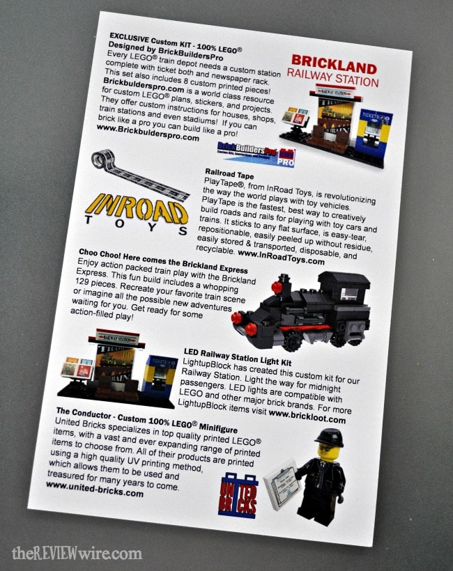 BrickLoot Card