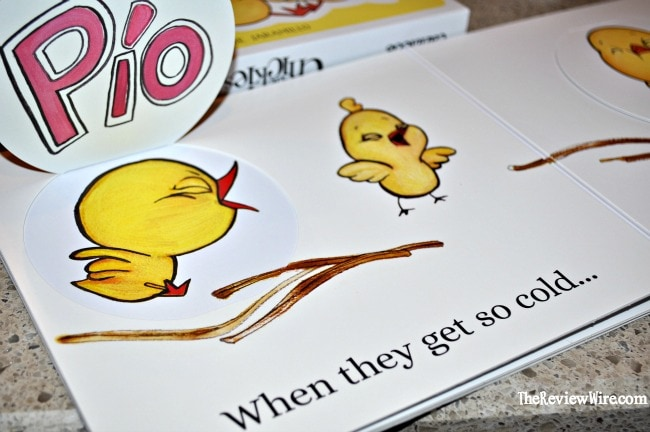 Little Chickies by Susie Jaramillo