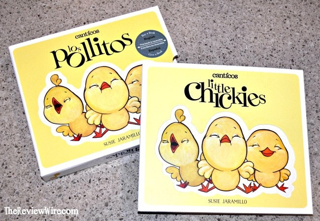 Little Chickies:Los Pollitos by Susie Jaramillo