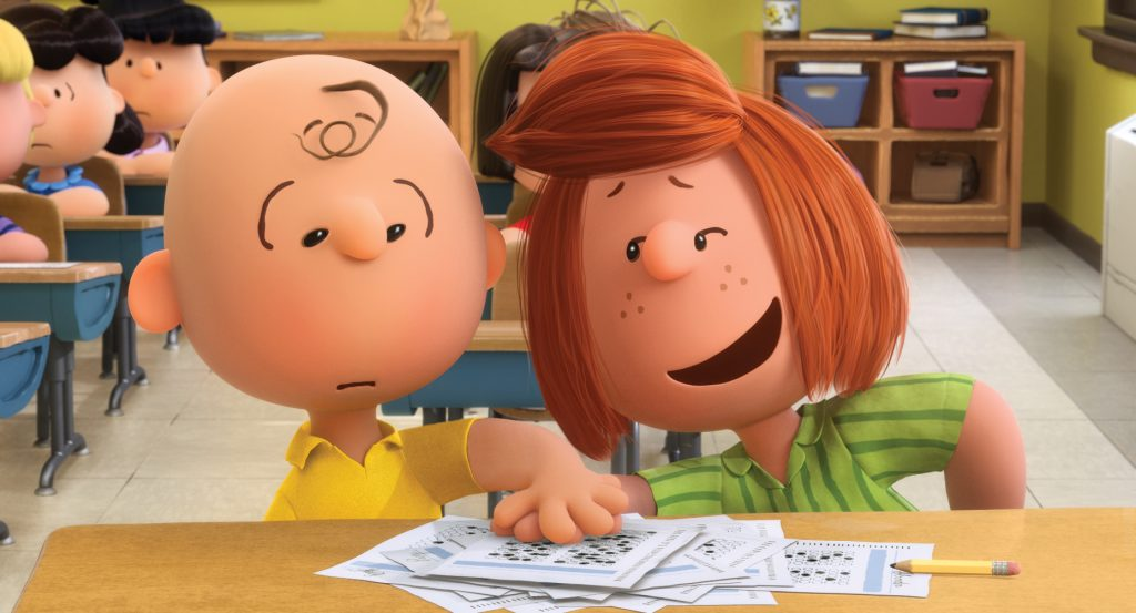 Peanuts Movie Still