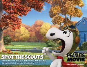 Peanuts Movie Printable Activities