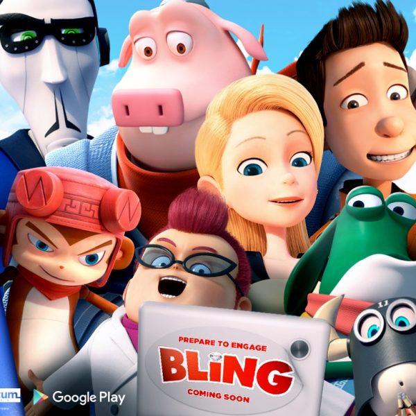 Bling-Animated Movie