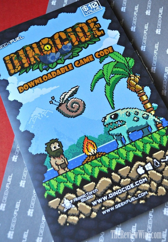 Dinocide Video Game