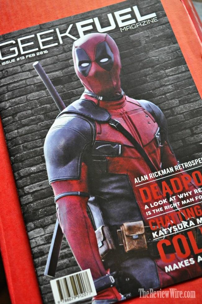 February Geek Fuel Magazine