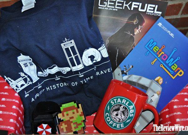 Geel Fuel January Box