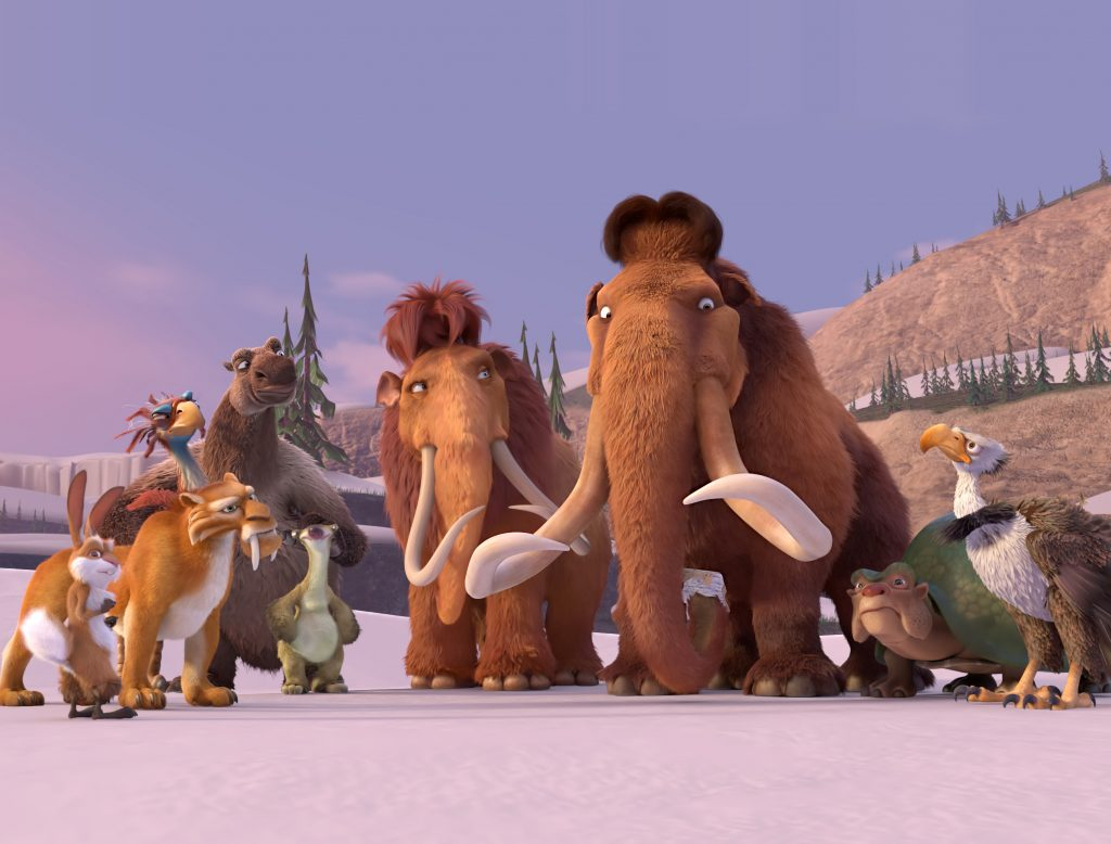 Ice Age: The Great Egg-scapad