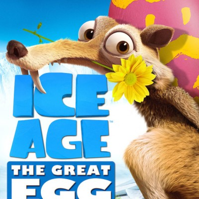 Ice Age Easter Special: The Great Egg-scapad + Printable Activities
