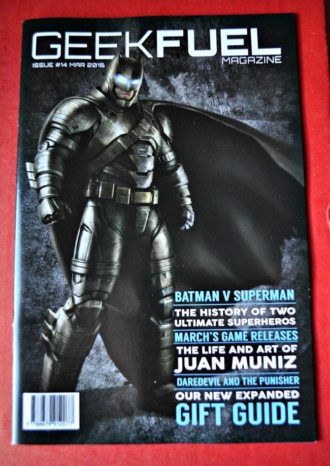 March Geek Fuel Magazine