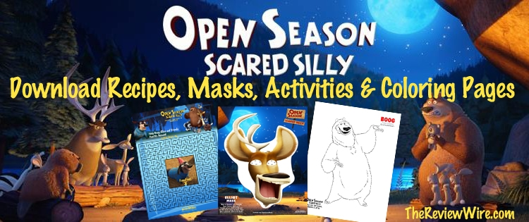 Open Season Printable Activities