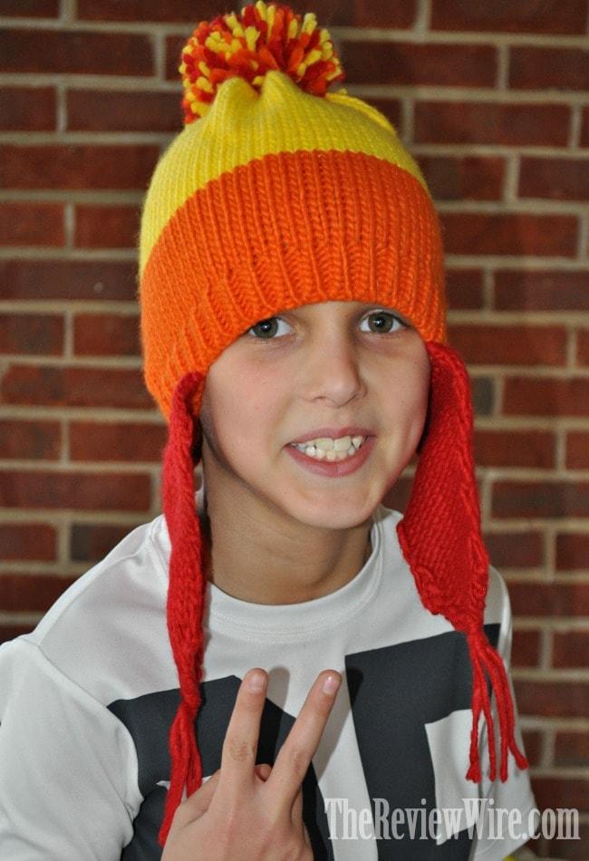 Shiny Winter Hat February Geek Fuel