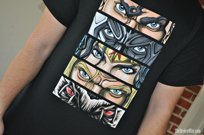 Vision of Justice Geek Fuel T-shirt