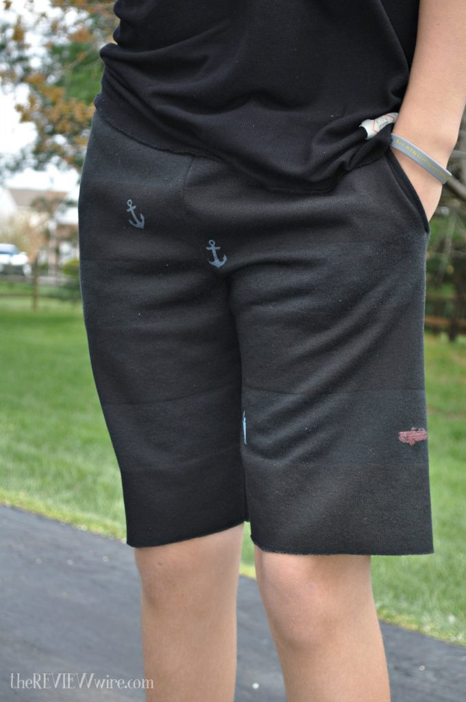 Cohesive & C0 Portillo Knot Short