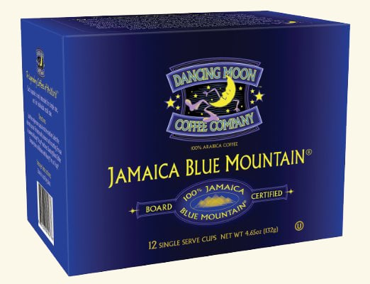 Dancing Moon Coffee Company Jamaica Blue Mountain