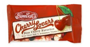 Gimbal's Cherry Lovers Candies