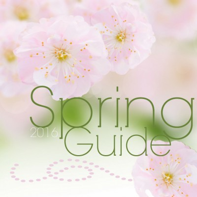 Spring Guide 2016