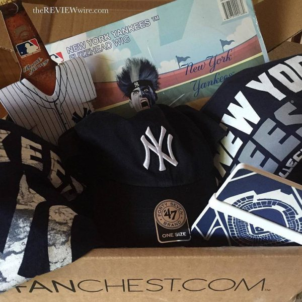 The Review Wire: FanChest.com Review