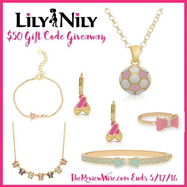 Lily Nily Gift Code Giveaway