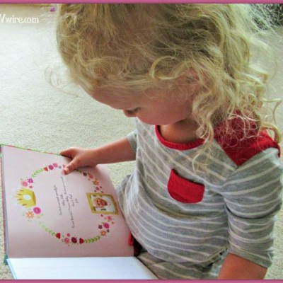 I See Me! Personalized Princess Book: Day in the Life of a Princess