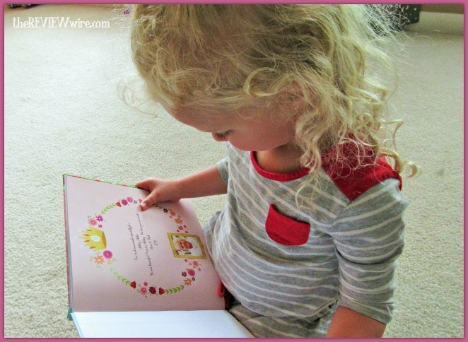 Personalized Princess Book Day in the Life of a Princess Review