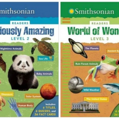 Smithsonian Readers for Young Readers Book Review