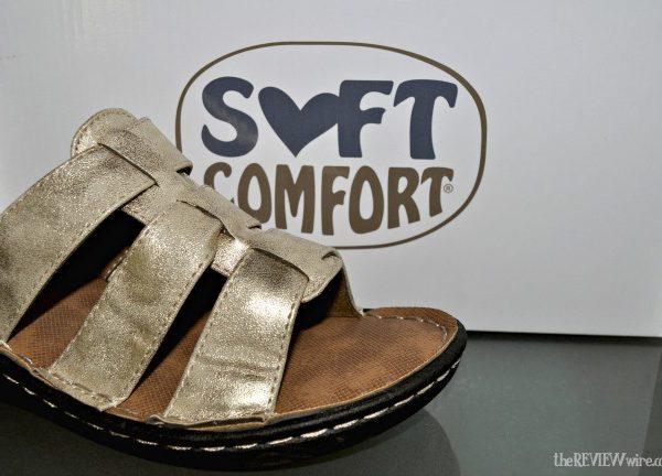 Soft Comfort Cross Band Gold