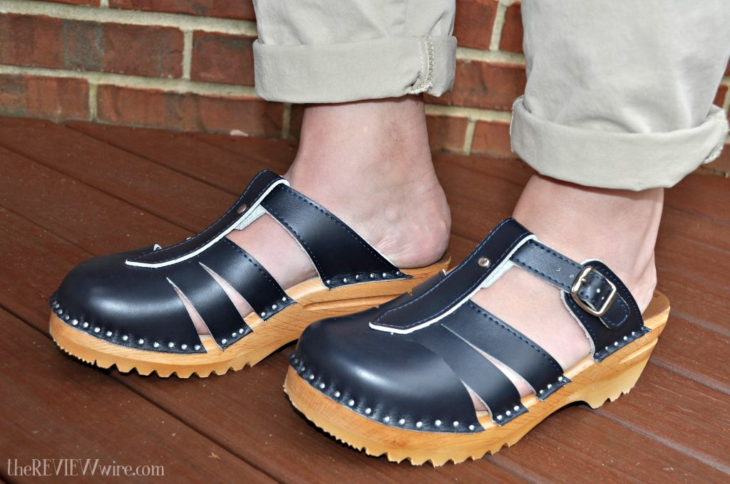 Superior Swedish Clogs Mary Janes