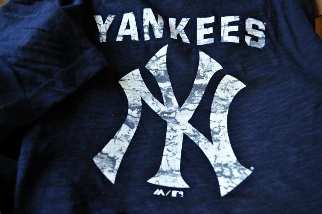 Yankees Slub T-shirt